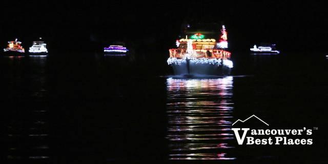 Carol Ships Festival Parade