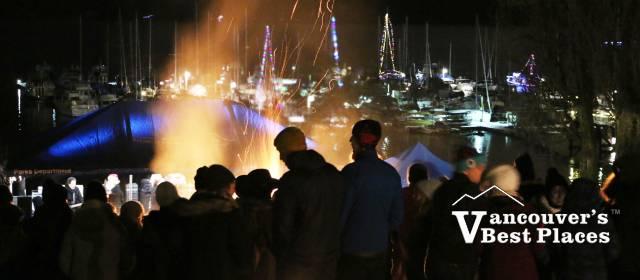 Carol Ships Shoreline Celebration