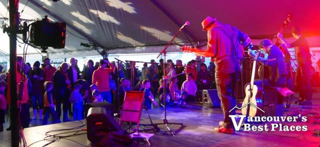 Vancouver's Festival du Bois