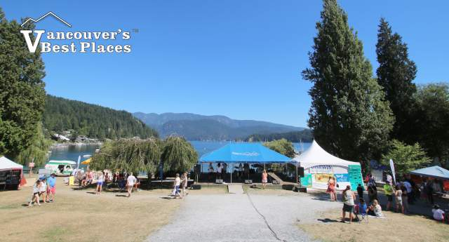 Deep Cove at Deep Cove Daze