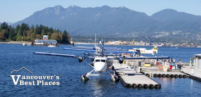 Harbour Air Seaplane Docks