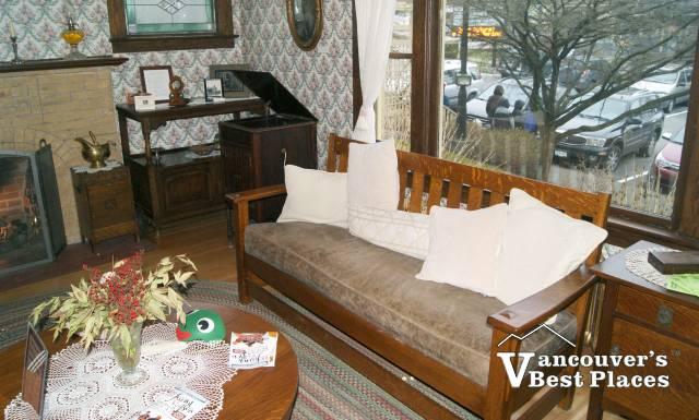 Mackin House Living Room