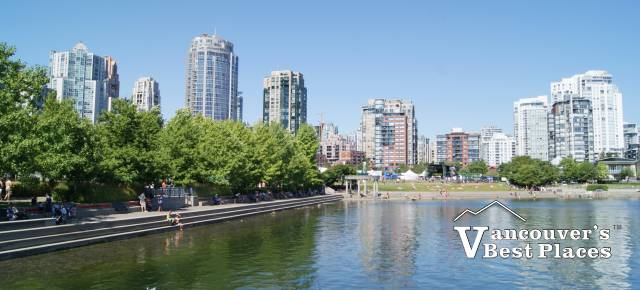 Yaletown View from Seawall