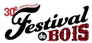 Festival du Bois 2019 Logo
