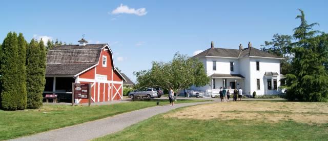 London Heritage Farm Grounds