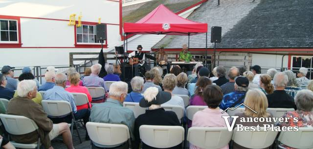 Music at the Cannery Concert