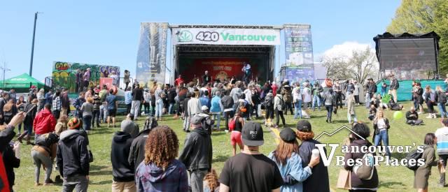 420 Vancouver Cannabis Festival | Vancouver's Best Places