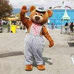 PNE Mascot at Playland