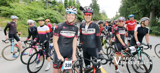 Cypress Mountain Cyclists