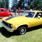 Mission's Old Car Sunday