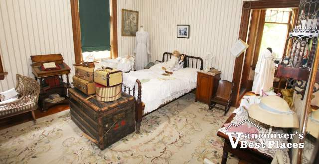 Roedde House Museum Bedroom