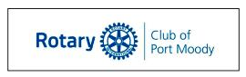 Rotary Club of Port Moody