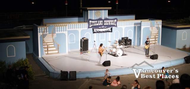Kitsilano Showboat Stage