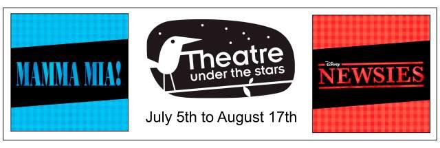 Theatre Under the Stars 2019