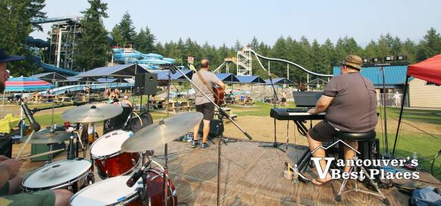 Cultus Lake Concert with Russ Rosen