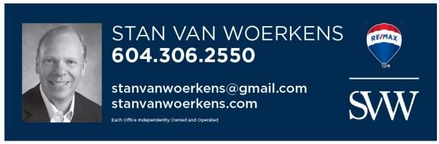 Stan Van Woerkens RE/MAX