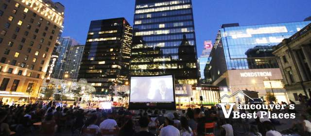 Vancouver Summer Movie Nights
