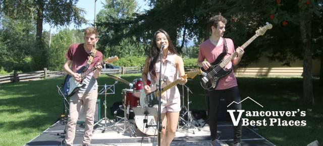 Ashley Pater Trio