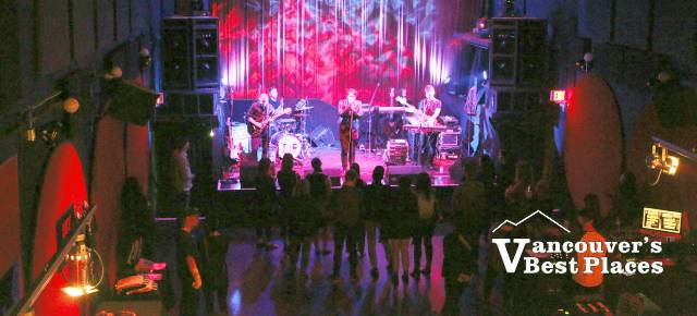 Concert at the Fox Cabaret