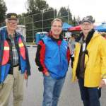 Vancouver Rotarians at Work