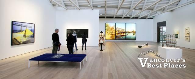 Polygon Gallery Exhibit Room