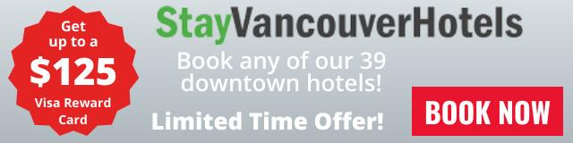 StayVancouverHotels Visa Card Promo Ad