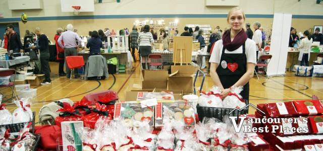 Vancouver's Dunbar Holiday Craft Fair