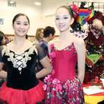 Bloch Ballet Dancers at STA School
