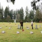 Fort Langley on Remembrance Day