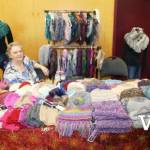 Knitted Goods at Holy Cross Christmas Craft Fair