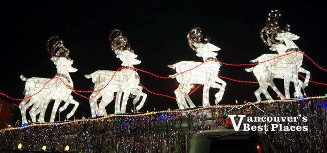 Surrey Christmas Light Parade