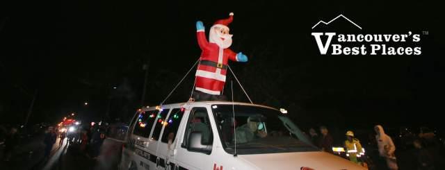 Chilliwack Rotary Christmas Parade
