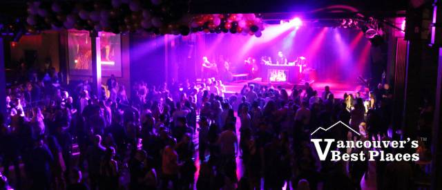 New Year's Eve Parties in Vancouver