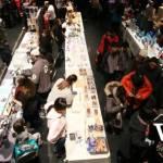 Coquitlam Night Market Vendor Tables