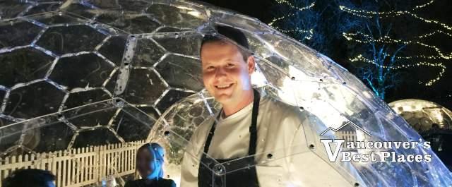 Chef Paul Moran