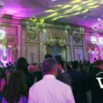 NYE at Fairmont Vancouver Hotel