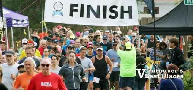 Fort Langley Half Marathon