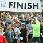 Fort Langley Start and Finish Line