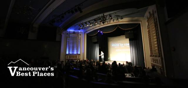 New Westminster's House of Comedy
