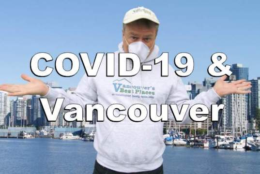 COVID-19 Vancouver Event Cancellations