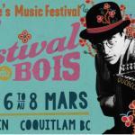 Festival du Bois 2020 Poster