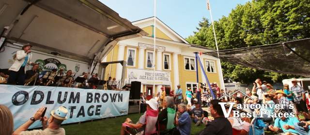 Fort Langley Jazz Festival