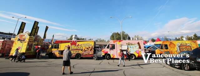 Food Trucks in Maple Ridge