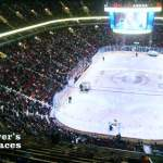 Hockey at Rogers Arena