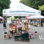 Music at New West Farmers Market