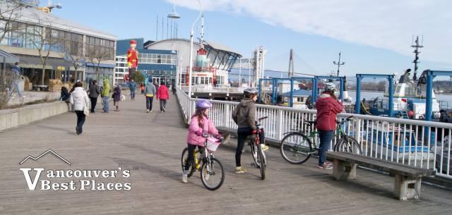 New Westminster Boardwalk
