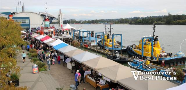 Riverfest in New Westminster