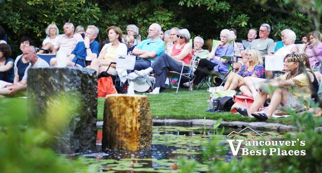 Sounds of Summer Concert at Glades Garden