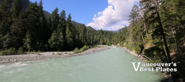 Green River at Nairn Falls Park