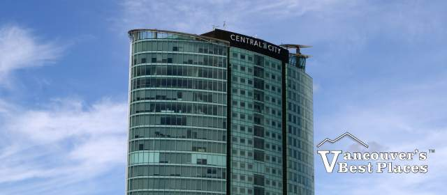 Central City in Surrey